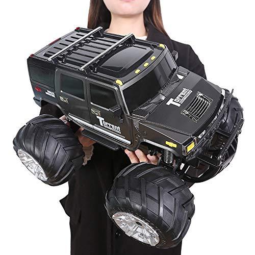 Kikioo 01.12 2.4G Fernbedienung Double Motor Geländewagen Wasserdichtes Wasser Big Foot 4WD elektrische Lade Car Drifting 45 ° Slop Steigfähigkeit 25 km/h High Speed Kinder Spielzeug for Junge Ges