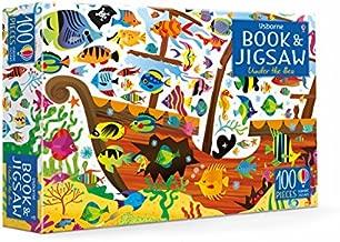 Best usborne under the sea jigsaw book Reviews