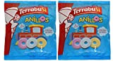 Terrabusi Galletitas / Assorted Cookies 2 Pack (Anillos, 160 gr.)