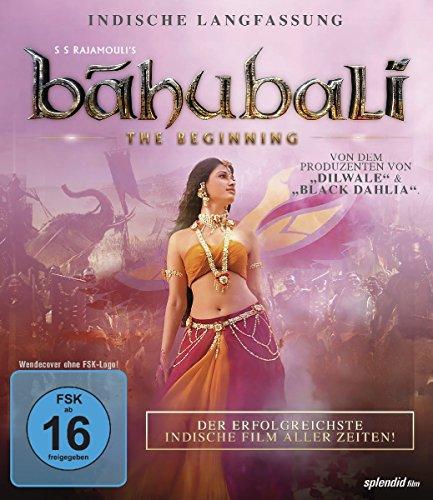 BAHUBALI-THE BEGINNING - MOVIE [Blu-ray]