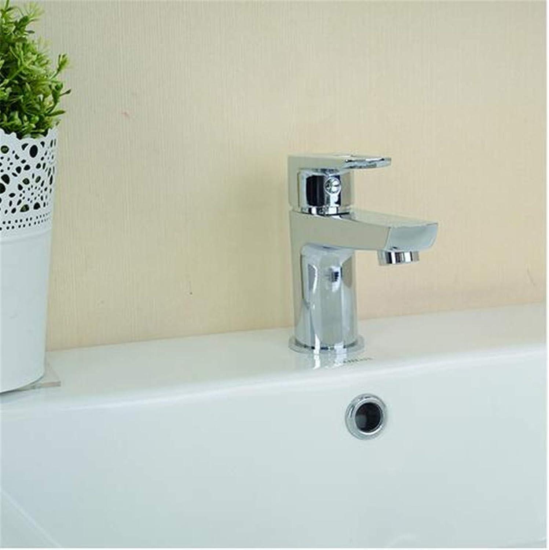 Retro Hot and Cold Faucet Retrochromedbathroom Faucet Brass Chrome Surface Ceramic Deck Mounted Brass Mixe