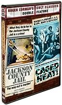 Jackson County Jail & Caged Heat: Cormans Cult [DVD] [US Import] [NTSC]