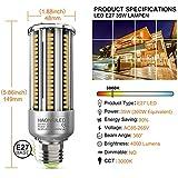 Zoom IMG-1 lampadina led e27 35w luce