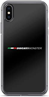 iPhone 7 Plus/8 Plus Pure Clear Case Cases Cover Ducati Monster