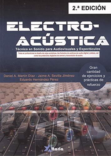 ELECTROACÚSTICA: Técnico en Sonido para Audiovisuales y Espectáculos
