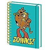 Scooby Doo - Cuaderno de espiral (A5, Scooby Doo)