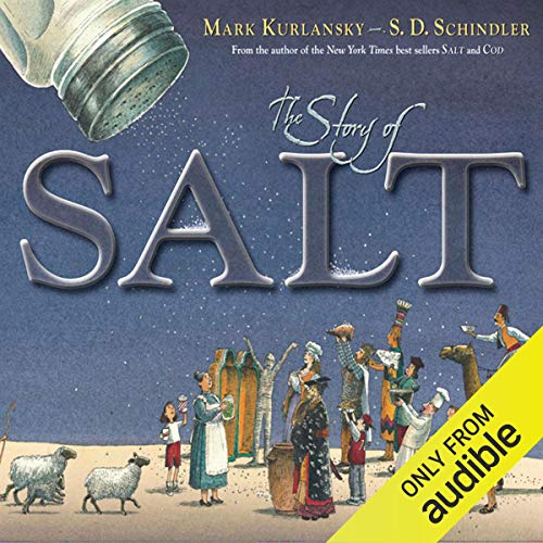 The Story of Salt cover art