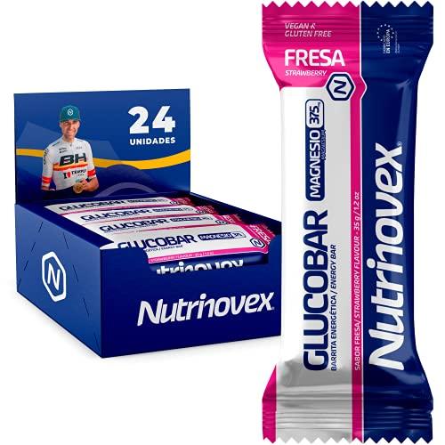 Nutrinovex Barritas Energéticas Glucobar de...
