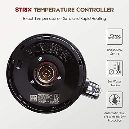 Aicok-Elektrischer-Wasserkocher-2200-W-schneller-Heizkessel-17-l-BPA-frei-groe-ffnung-kabellos-Wasserstandsanzeige-automatische-Abschaltung-Tee-Kaffee