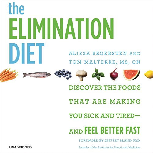 The Elimination Diet audiobook cover art