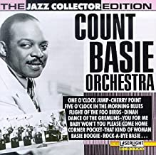 count basie the jazz collector edition