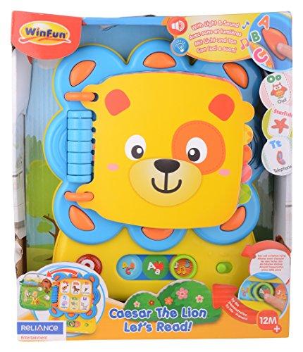 WDK Partner- Livre Lion Savant, 009209-33