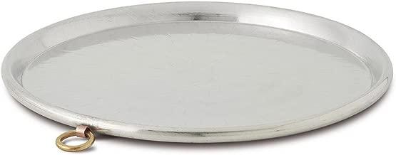 Baking pan in tinned copper cm. 46