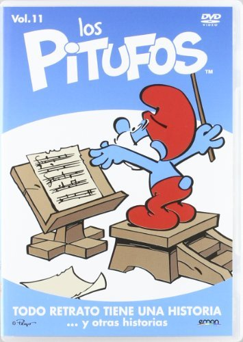 Los Pitufos 11 (Import Movie) (European Format - Zone 2) (2011) Varios