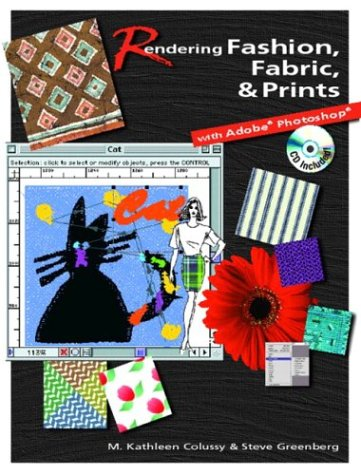 Rendering Fashion, Fabric and Prints with Adobe Photoshop