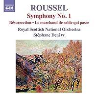 Symphony No 1 / Resurrection / Le Marchand Sable