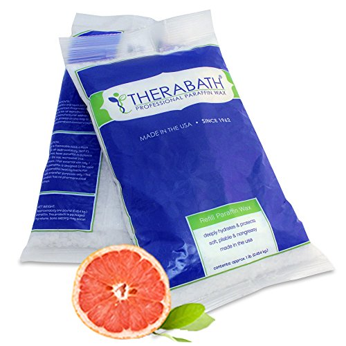 Therabath Paraffin Wax Refill - Use To Relieve Arthitis Pain and Stiff Muscles - Deeply Hydrates and Protects - 6 lbs (Lavender Harmony)
