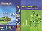 NCERT Science And Mathematics - Textbook For Class 7 Education 2019 ( Set Of 2 Books )