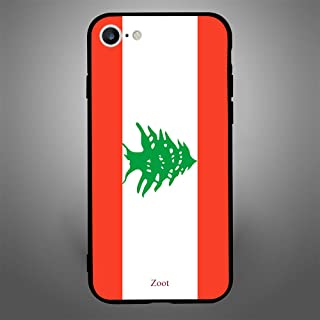 iPhone 6 Lebanon Flag