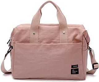 Duffle Bag Travel Bags Women Men Canvas High Capacity Waterproof Multiple Pockets Cubes Weekend Business Luggage