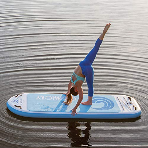Product Image 5: Connelly Isup Nava Yoga Inflatable Paddle Board Kit (6 Piece)