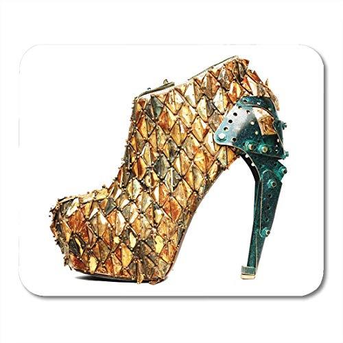 Mauspads Glamour Designer Damen Schuh Sehr alternative und moderne Trend Mauspad für Notebooks, Desktop-Computer Matten Büromaterial