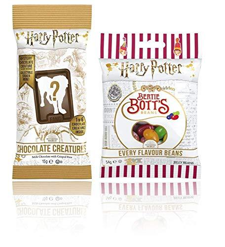 Harry Potter Bertie Bott's Beans & Chocolate Creatures