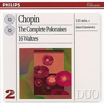 Chopin: The Polonaises/17 Waltzes