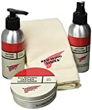 Red Wing Heritage Oil-Tanned Leather Care Kit, Clear, 20 M US