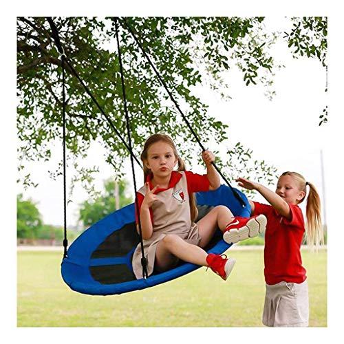 JTSYUXN Nid de balançoire Suspendu,pour Arbre Jardin ou Portique Siège en Tissu Oxford,Capacité de Poids 150 kg