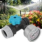 【𝐏𝐫𝐨𝐦𝐨𝐜𝐢ó𝐧 𝐝𝐞 𝐒𝐞𝐦𝐚𝐧𝐚 𝐒𝐚𝐧𝐭𝐚】Válvula de presión de agua del sistema de control, válvula reductora de presión de material G3 / 4in POM, para patios, jardines, invernaderos, césped