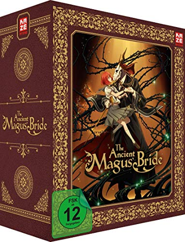 Ancient Magus Bride Vol. 1 - [DVD] + Sammelschuber - Limited Edition