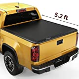 YITAMOTOR Soft Roll Up Truck Bed Tonneau...