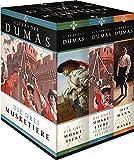 Alexandre Dumas, Die Drei Musketiere (Die Drei Musketiere - Die Drei Musketiere 20 Jahre später - Der Mann mit der eisernen Maske) (3 Bände im Schuber): Drei Bände in Kassette