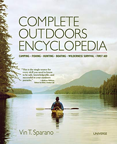 Complete Outdoors Encyclopedia: Camping