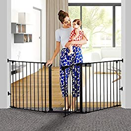 KingSo Auto Close Safety Gate