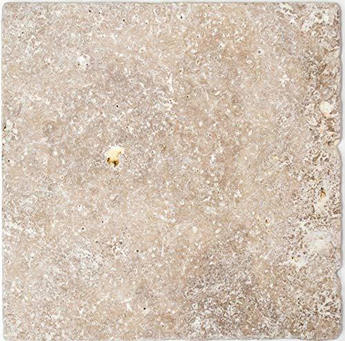 Fliese Travertin Naturstein walnuss Fliese Noce Antique Travertin MOSF-45-44030