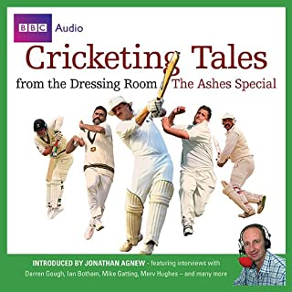 Cricketing Tales from The Dressing Room cover art