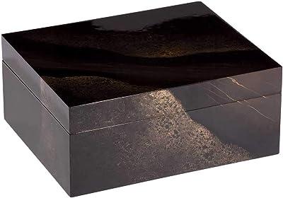 Amazon.com: CECO Eza 1002 Caja de Regalo/decorativo Negro ...