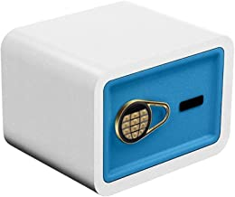 JBAMQ Boxes & Organisers Electronic Password Safe Emergency Opening Key 2 Double 350 * 250 * 250mm ,Bank Locker Safe with ...