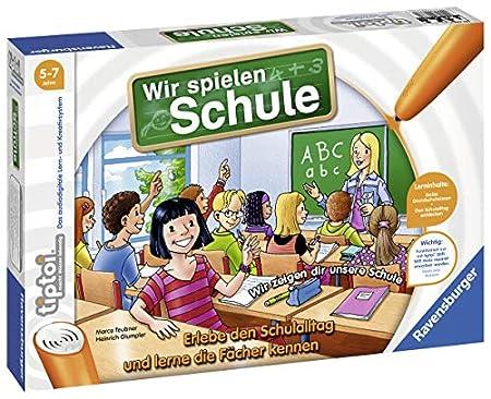 Ravensburger tiptoi Spiel Wir spielen Schule