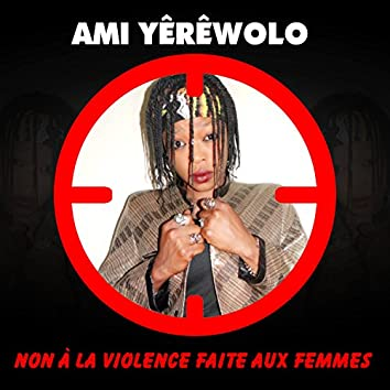 Non à la violence faite aux femmes