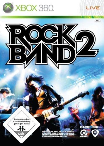 Electronic Arts  Rock Band 2, Xbox 360
