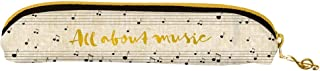 Die Spiegelburg 15240 Stifte-Etui - All About Music m. Goldstickerei