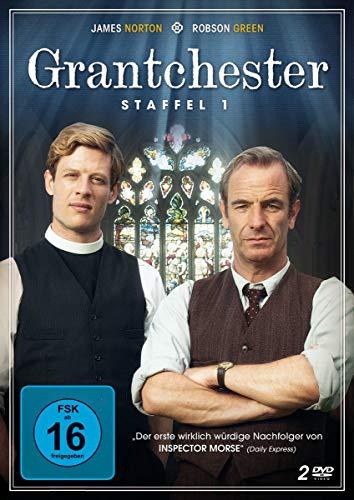 Grantchester Staffel 1 [2 DVDs]