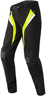 Motorbike Motocross Riding Pants Men Racing Off-Road Green Oxford Nylon Trousers