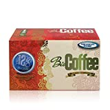 Bio Coffee- First Organic Instant Non-dairy Alkaline Coffee (1 Box)