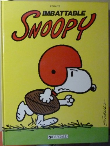 Snoopy, Tome 3 : Imbattable Snoopy