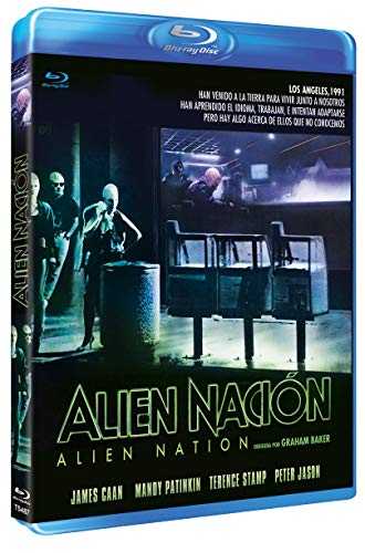 Alien Nación BD 1988 Alien Nation [Blu-ray]