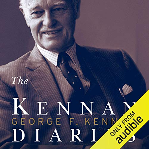 The Kennan Diaries cover art
